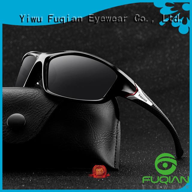 Fuqian professional polarized sunglasses China factory for women