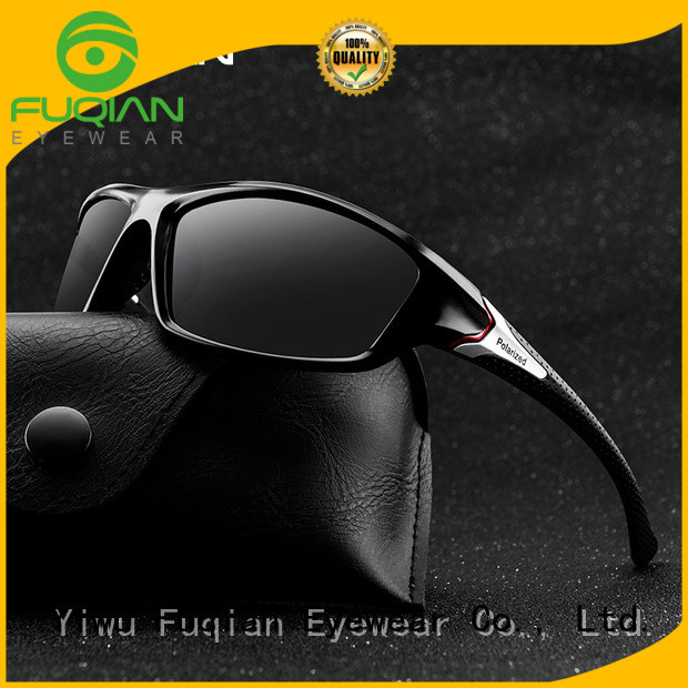 Fuqian polarized sunglasses manufacturer for sport
