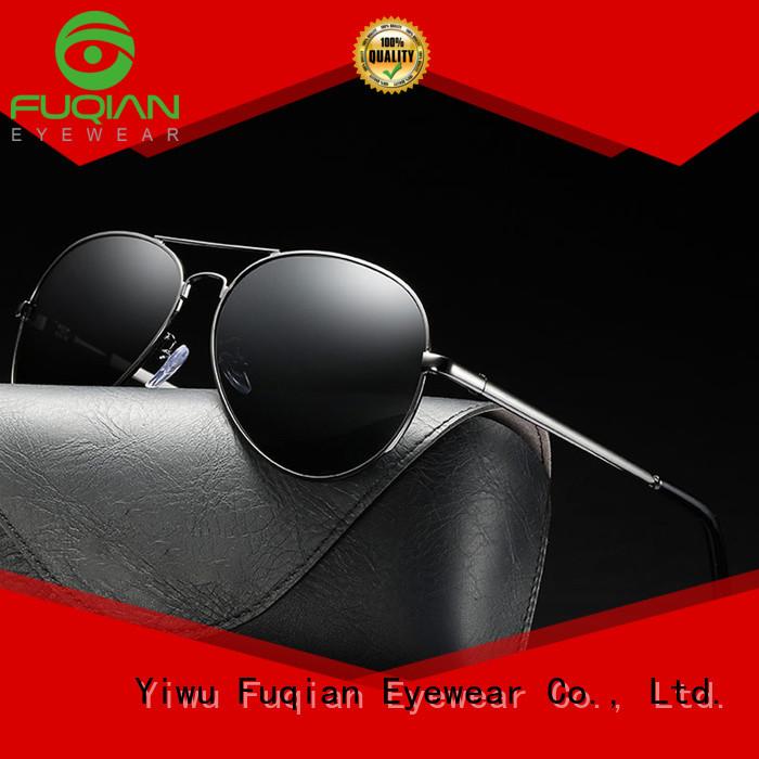 Fuqian designer sunglasses sale customized for men