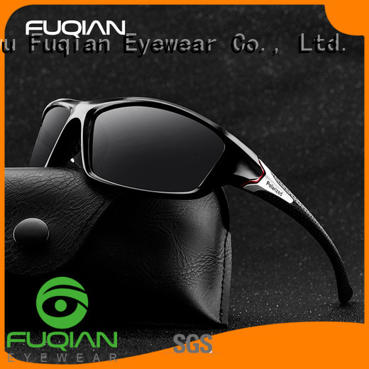 Fuqian high-quality polarized sunglasses supplier for sport