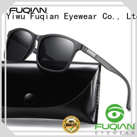 Fuqian polarized sunglasses for men fashion design for sport