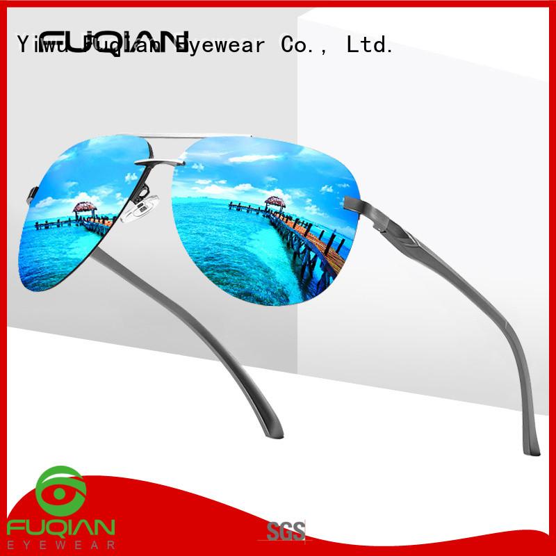 Fuqian custom wholesale sunglasses customized for driving