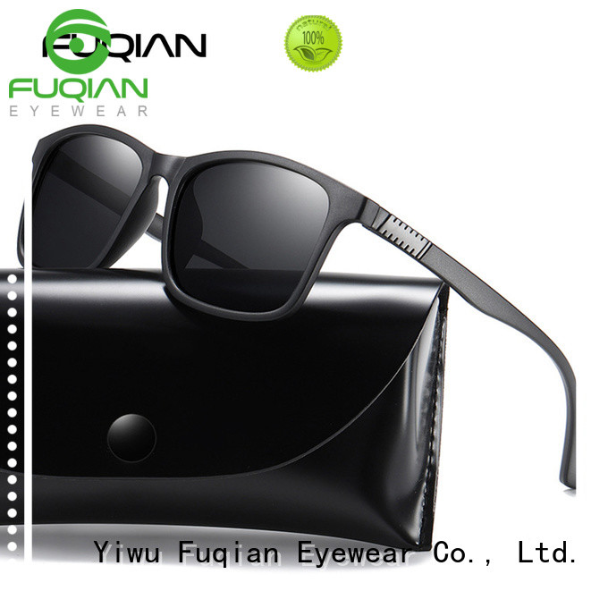 Fuqian polarized polarized sunglasses supplier for sport