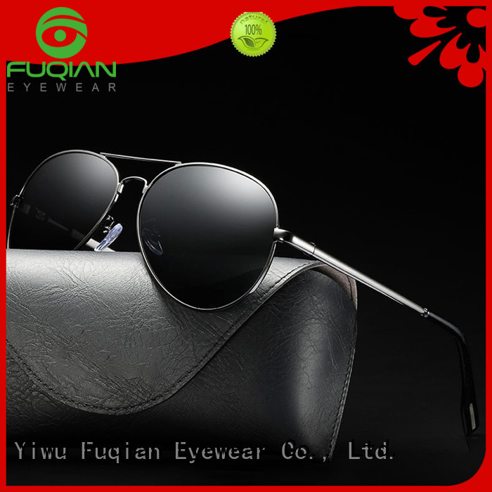 Fuqian polarized sunglasses manufacturer for women