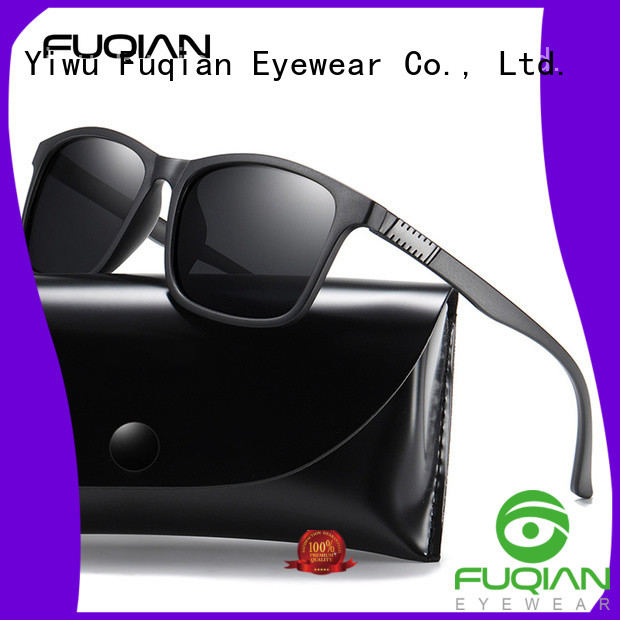 Fuqian polarized sunglasses China factory for sport