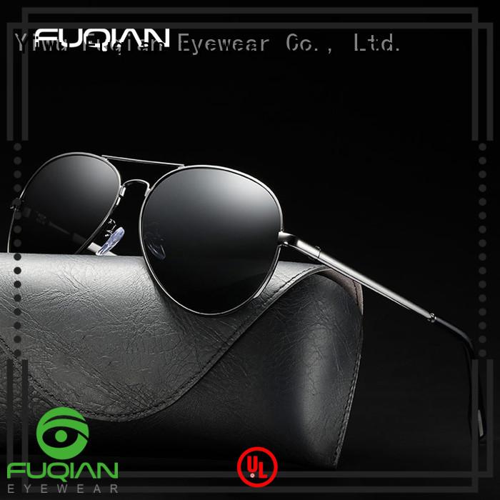 Fuqian fashion fashion sunglasses company for men