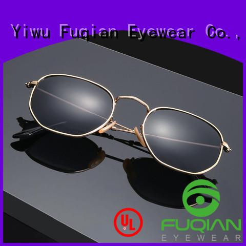 Fuqian polarized fishing sunglasses factory for men