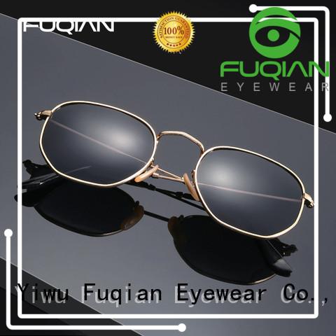 Fuqian polarized sunglasses supplier for men