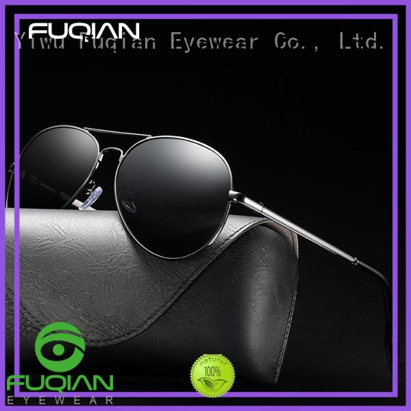 Fuqian polo sunglasses Supply for driving