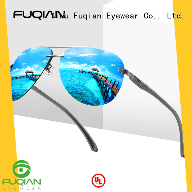 Fuqian luxury sunglasses manufacturers for running