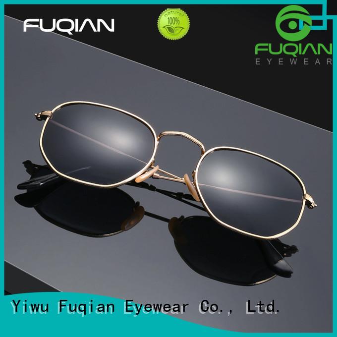 Fuqian professional polarized sunglasses supplier for men
