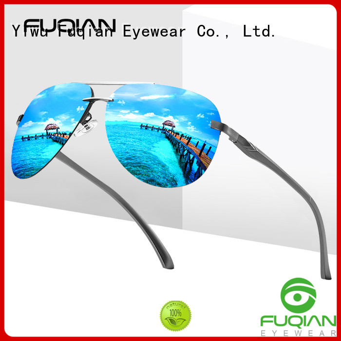 Fuqian biker sunglasses Supply for sport