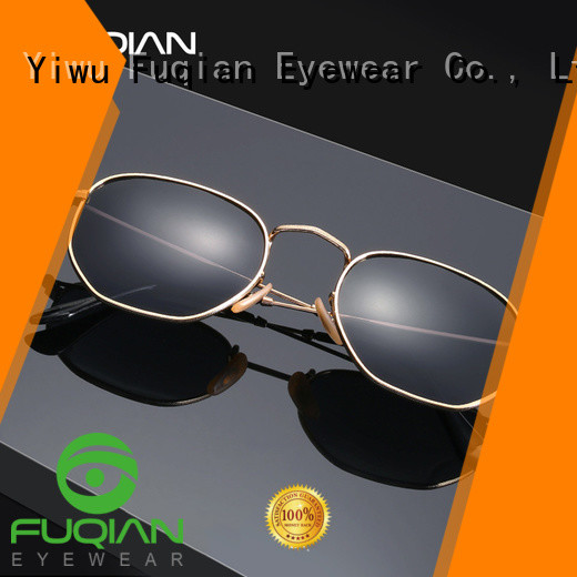 Fuqian celebrity sunglasses company for driving