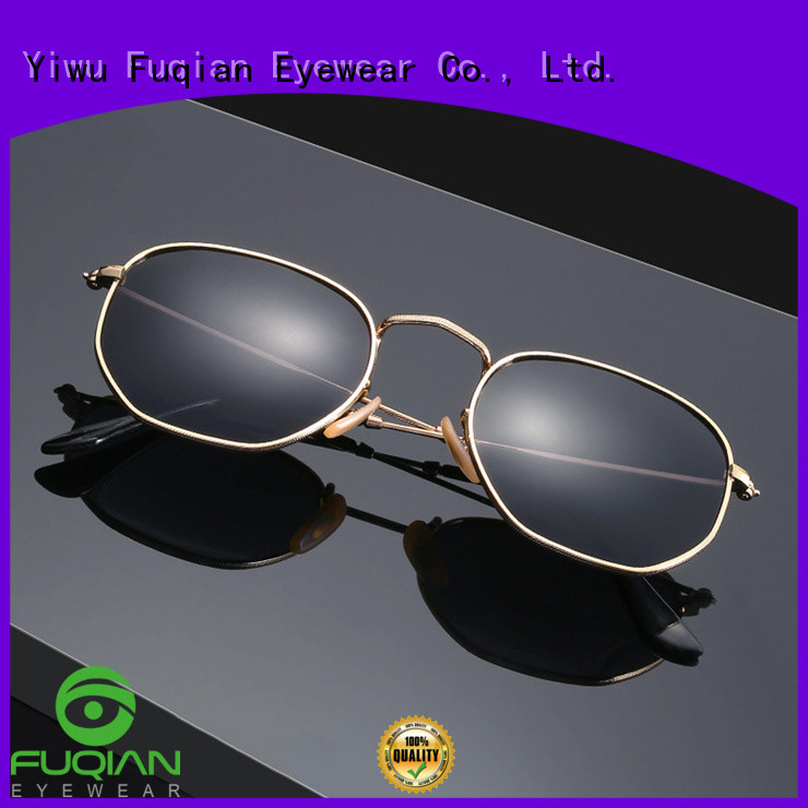Fuqian diesel sunglasses factory for men