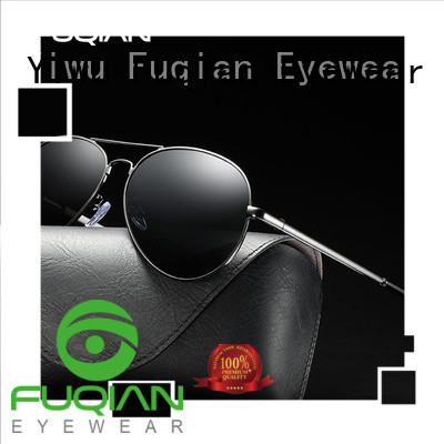high-quality polarized sunglasses China factory for men