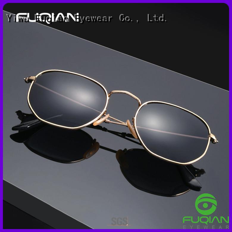 custom mirrored men's sunglasses Supply for sport