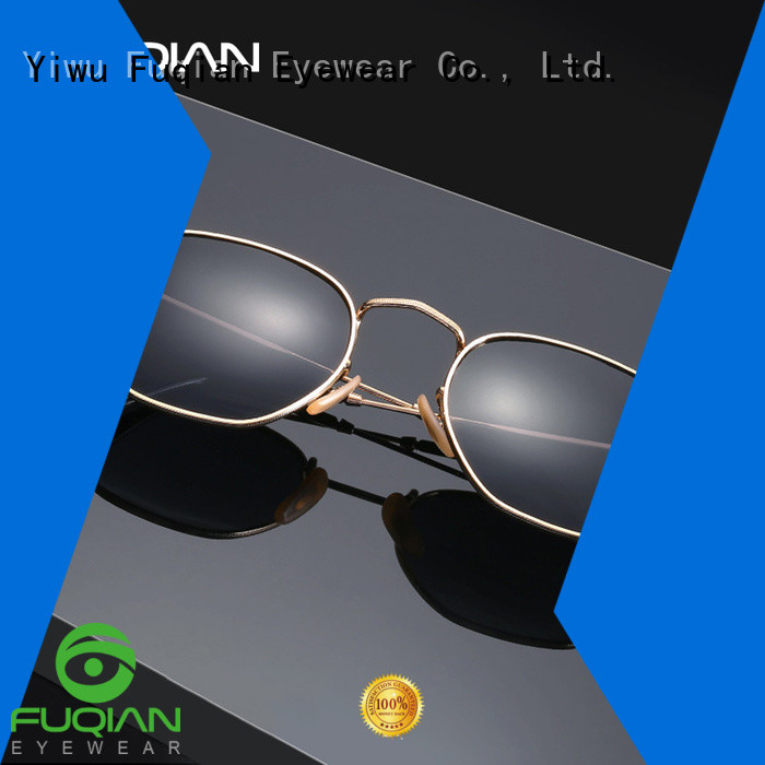 Fuqian polarized sunglasses for men factory price for driving